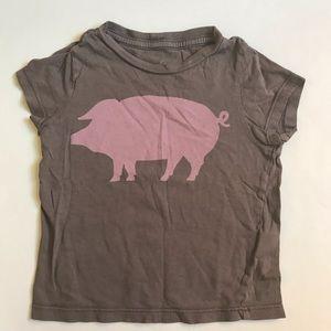 Piggy Cotton T-shirt